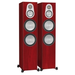 MONITOR AUDIO SILVER 500 Rosenut grīdas tipa akustiskā sistēma (cena par pāri)