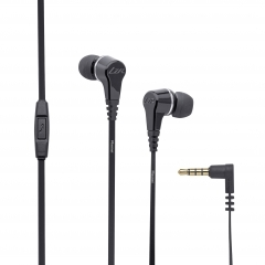 MAGNAT LZR 340 Black vs. Silver In-Ear tipa austiņas