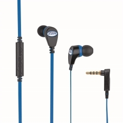 MAGNAT LZR 540 Black/Blue In-Ear tipa austiņas
