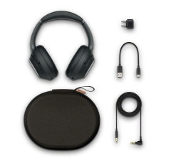 SONY WH-1000XM3B WH-1000XM3 Black WIRELESS NOISE CANCELLING HEADPHONES
