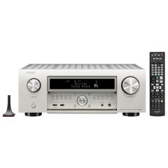 DENON AVC-X6500H Premium Silver 11.2 AV pastiprinātājs / Dolby Atmos / HEOS