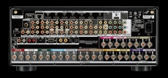 DENON AVC-X8500H Premium Silver 13.2 AV pastiprinātājs / Dolby Atmos / HEOS