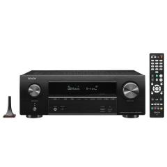 DENON AVR-X1500H 7.2 AV Receiver with Amazon Alexa Voice Control