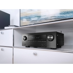 DENON AVR-X2600H 7.2ch 4K Ultra HD AV Receiver with 3D Audio and HEOS Built-in®