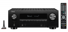 DENON AVR-X3500H Black AV resīveris