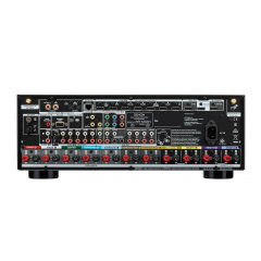 DENON AVR-X3600H Black 9.2CH 4K AV Resīveris , 3D AUDIO, HEOS®
