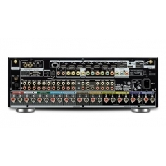 MARANTZ SR-6013 Black 9.2 Channel Full 4K Ultra HD Network AV Surround Receiver with HEOS and Alexa voice