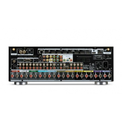 MARANTZ SR-6014 Black 9.2CH 4k Ultra HD AV Resīveris, HEOS Built-in