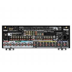 MARANTZ SR-6015 Silver/Gold 9.2 kanālu 8K AV pastiprinātājs / 3D Sound / HEOS Built-in
