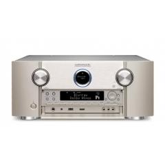 MARANTZ SR-8012 Silver/Gold 11.2 AV Resīveris / Dolby Atmos / DTS:X / HEOS