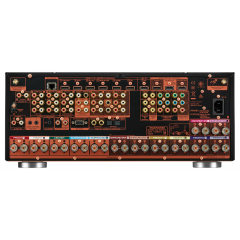 MARANTZ SR-8015 Silver/Gold 11.2 kanālu 8K AV pastiprinātājs / 3D Sound / HEOS Built-in
