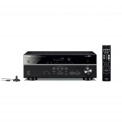 YAMAHA RX-V485 Black 5.1 MusicCast AV Receiver