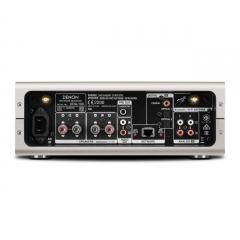 DENON DRA-100 Black/Silver Network Stereo resīveris