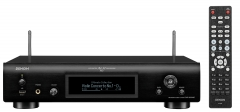 DENON DNP-800NE Black Network Audio Player with Wi-Fi and Bluetooth