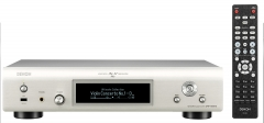 DENON DNP-800NE Premium Silver Network Audio Player with Wi-Fi and Bluetooth