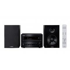 YAMAHA MCR-B370D Black/Black CD/FM/DAB/Bluetooth mūzikas centrs