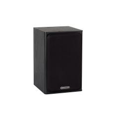 MONITOR AUDIO BRONZE 1 Black Oak 2-joslu plaukta tipa akustiskā sistēma (cena par gab.)
