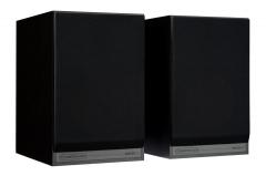 MONITOR AUDIO MONITOR 100 Black plaukta tipa akustiskā sistēma (cena par pāri)