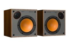 MONITOR AUDIO MONITOR 50 Walnut plaukta tipa akustiskā sistēma (cena par pāri)
