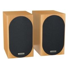 MONITOR AUDIO SILVER 50 Natural Oak plaukta tipa akustiskā sistēma (cena par gab.)