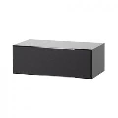B&W HTM72 S2 Black Bowers & Wilkins centrālā kanāla akustiskā sistēma (cena par gab.)