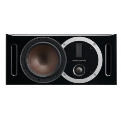 DALI OPTICON VOKAL Black centrālā kanāla akustiskā sistēma (cena par gab.)