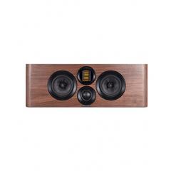 WHARFEDALE EVO 4.C Walnut centrālā kanāla akustiskā sistēma (cena par gab.)