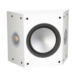 MONITOR AUDIO SILVER FX Satin White pie sienas stiprināma akustiskā sistēma (cena par pāri)