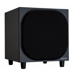 MONITOR AUDIO BRONZE W10 6G Black aktīvais sabvūfers  (cena par gab.)