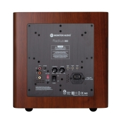 MONITOR AUDIO RADIUS 380 Walnut subvufers (cena par gab.)