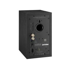 DALI ZENSOR 1 AX Black Ash Vinyl Plaukta tipa aktīvā akustiskā sistēma (cena par komplektu)