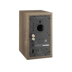 DALI ZENSOR 1 AX Light Walnut Vinyl Plaukta tipa aktīvā akustiskā sistēma (cena par komplektu)