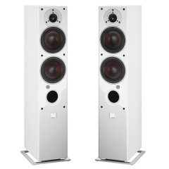 DALI ZENSOR 5 AX White Vinyl Grīdas tipa aktīvā akustiskā sistēma (cena par komplektu)