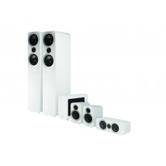 Q ACOUSTICS 3050i / 3010i / 3090Ci / 3060S White akustiskās sistēmas komplekts (cena par komplektu)