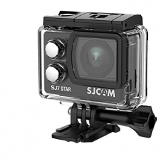SJCAM SJ7 Star Black Action Sporta kamera