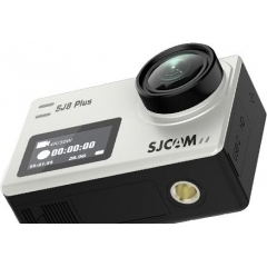 SJCAM SJ8 PLUS White 4K 30fps Dual Screen WiFi Action Sporta Kamera