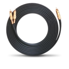 OEHLBACH Art. No. 205715 NF 1 Y-SUB SUBWOOFER Y-RCA PHONO CABLE 15m