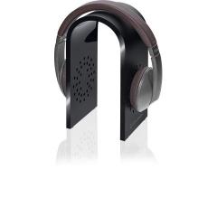 OEHLBACH Art. No. 35400 HP-STAND ACRYLIC GLASS HEADPHONE STAND Black