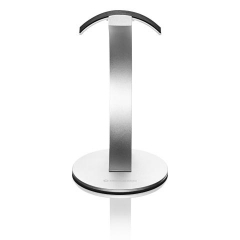 OEHLBACH Art. No. 35409 Silver Headphone Stand in Style
