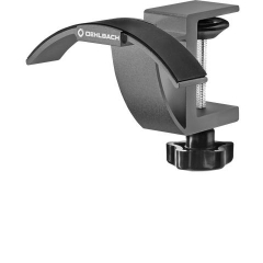 OEHLBACH Art. No. 35412 Anthracite Alu Style T1 HEADPHONE HOLDER