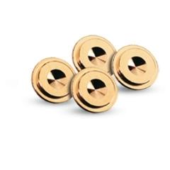 OEHLBACH Art. No. 55143 Gold WASHER 20 WASHER FOR SPIKES (cena par 4gab.)