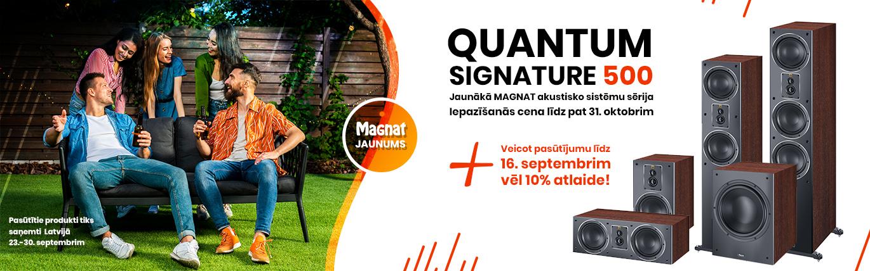 MAGNAT QUANTUM SIGNATURE 500